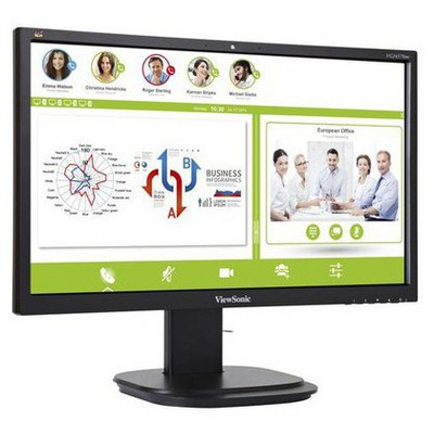"Viewsonic VG2437SMC 23.6"" Full HD Monitör"