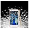 Microsonic Samsung Galaxy S6 Thin Metal 0 Kılıf Gümüş Cep Telefonu Kılıfı