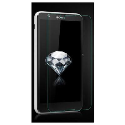 Microsonic Temperli Cam Ekran Koruyucu Sony Xperia E4 5.0'' Kırılmaz Film Ekran Koruyucu Film