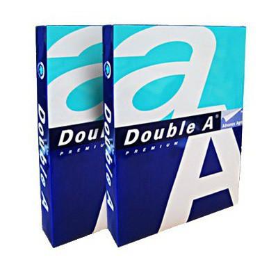 Double A A3  80 Gr 500 Yaprak Fotokopi Kağıdı