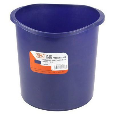 OPS Çöp Kovası Plastik (çp-801) Çöp Kovaları