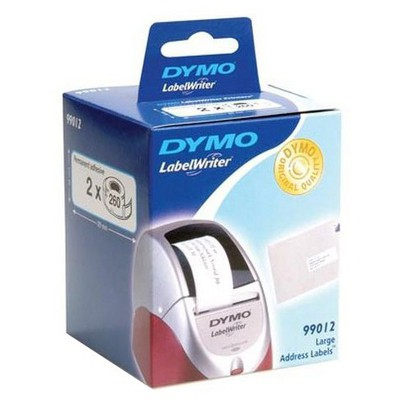 """Dymo Lw Geniş Adres Etiketi 520""""li 89x36 Mm (99012) Etiketleme Sarf Malzemeleri"""