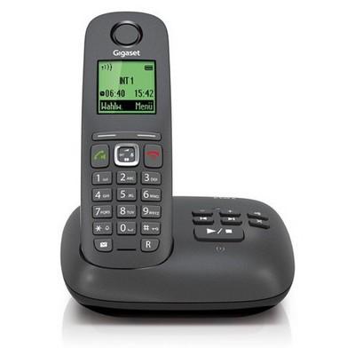 Gigaset A540A Dect Telefon - Siyah Telsiz Telefon
