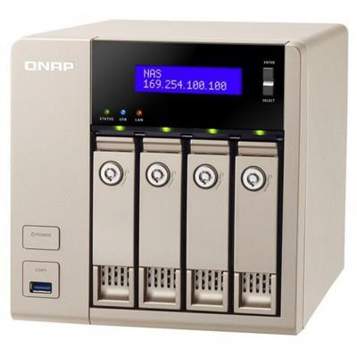 Qnap Tvs-463 4gb Ram All In One Turbo Depolama Ünıtesı Veri Depolama Cihazı