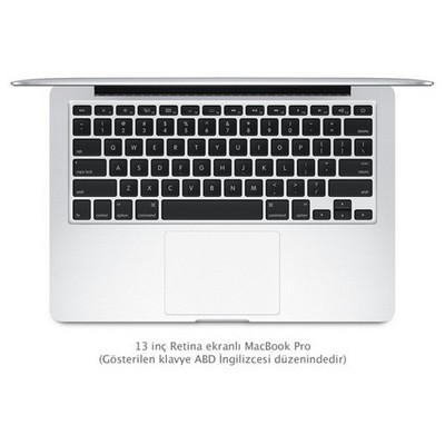 Apple MacBook Pro Retina Laptop - MF841TU/A