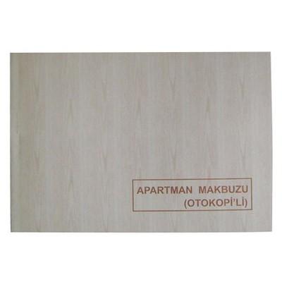 Dilman Apartman Makbuzu Otokopili 2 Nüshalı (13.3 X 19.3 Cm) Resmi Evrak