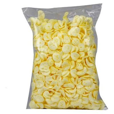 Kolici Koli Dolgu Köpüğü Sarı Cips 50 g Paketleme Malzemesi