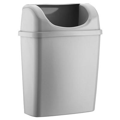 Rulopak R-3518 Duvara Monteli Plastik Çöp Kovası 6 Lt Çöp Kovaları