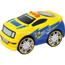 Road Rippers Road Rockin Sesli Ve Işıklı Oyuncak Araba Sarı Arabalar