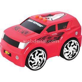 Road Rippers Road Rockin Sesli Ve Işıklı Oyuncak Araba Kırmızı Arabalar