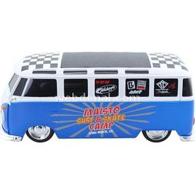 Maisto Tech Volkswagen Van Samba 1:24 U/k Mavi Arabalar