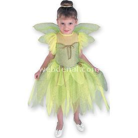 Rubies Orman Perisi Lüks Çocuk Kostüm 12-14 Yaş Kostüm & Aksesuar