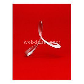 Adobe Acrobat Pro Dc Subs All Mlp 1 User 12 Months Ofis Yazılımı