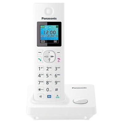 Panasonic Kx-tg7851 Dect Telefon Beyaz