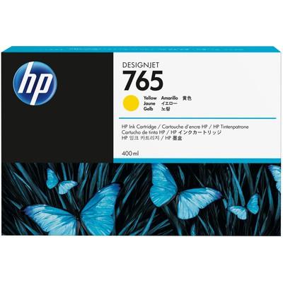 HP 765 Sarı Kartuş F9J50A
