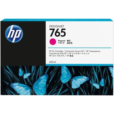 HP  765 Kırmızı Kartuş F9J51A