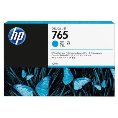 HP 765 Mavi Kartuş F9J52A