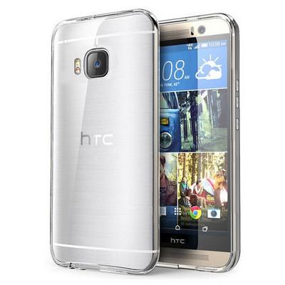 Microsonic Htc One M9 Clear Soft Şeffaf Kılıf Cep Telefonu Kılıfı