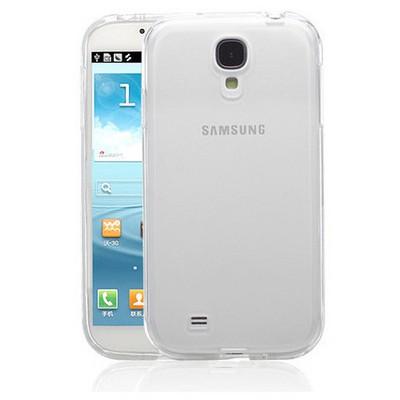 Microsonic Samsung Galaxy S4 I9515 Value Edition Kılıf & Aksesuar Seti 8in1 Cep Telefonu Kılıfı