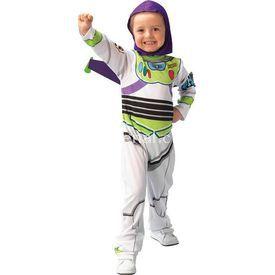 Rubies Toy Story Buzz Çocuk Kostüm Klasik 7-8 Yaş Kostüm & Aksesuar