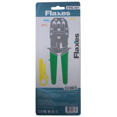 Flaxes FPN-101 Rj45 - Rj11- Rj12 Pense 0 Soyma Makası Network Kablosu