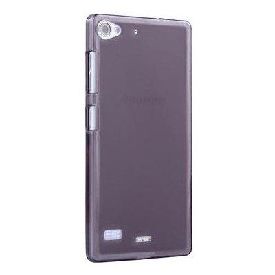 Microsonic Transparent Soft Lenovo Vibe X2 Kılıf Siyah Cep Telefonu Kılıfı