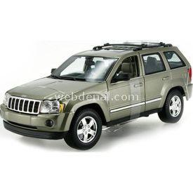 Maisto Jeep Grand Cherokee 2005 1:18 Model Araba S/e Açık Yeşil Arabalar