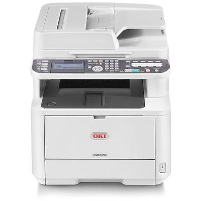 OKI MB472DNW Mono Lazer Yazıcı