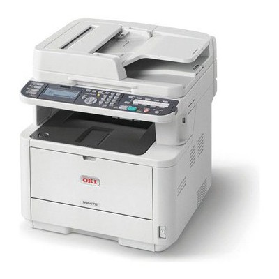 OKI MB472dnw Çok Fonksiyonlu Mono Lazer Yazıcı