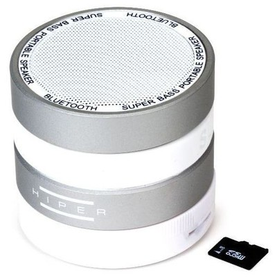 Hiper BT-30G Super Bas Bluetooth Speaker
