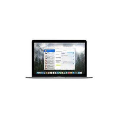 """Apple MacBook 12"""" Laptop - MF865TU/A"""
