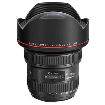 Canon Lens Ef 11-24mm F-4 L Usm
