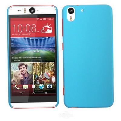 Microsonic Premium Slim Htc Desire Eye Kılıf Mavi Cep Telefonu Kılıfı