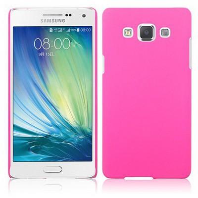 Microsonic Premium Slim Samsung Galaxy A5 Kılıf Pembe Cep Telefonu Kılıfı