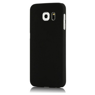 Microsonic Premium Slim Kılıf Samsung Galaxy S6 Edge Kılıf Siyah Cep Telefonu Kılıfı