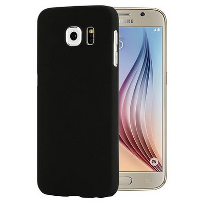 Microsonic Premium Slim Kılıf Samsung Galaxy S6 Kılıf Siyah Cep Telefonu Kılıfı