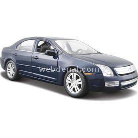 Maisto 2006 Ford Fusion 1:24 Model Araba S/e Mavi Arabalar