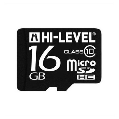 Hi-Level 16 GB HLV-MCSDC10/16G CLASS 10 MİCRO SD KART Micro SD Kart