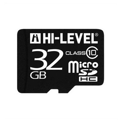 Hi-Level 32gb Mikrosd Kart Adaptör Class10 Hlv-mcsdc10/32g Micro SD Kart