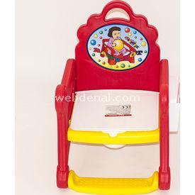 Babyhope 510 Lazımlık Kırmızı Tuvalet Eğitimi
