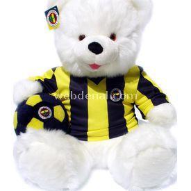 Fenerbahçe Toplu Cici Ayı Peluş Oyuncak Peluş Oyuncaklar