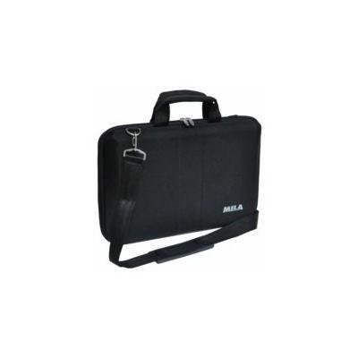 """Mila Mhl-300 Hard Case Notebook Çantası 15.6"""" Siyah Laptop Çantası"""