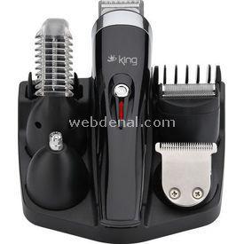 King K068 Classo Erkek Bakım Seti Saç Kesme Makinesi
