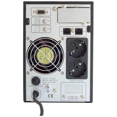 Avagen Pa-1000 Avagen Pa Serisi 1 Kva 1/1 Onlıne Lcd Ups 5/15 Dk Kesintisiz Güç Kaynağı