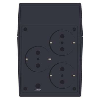 Powercom Rpt 800va Line Interactive Ups 5-15 Dk Kesintisiz Güç Kaynağı