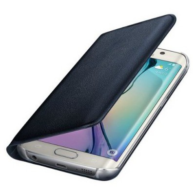 Microsonic Samsung Galaxy S6 Edge Kılıf & Aksesuar Seti 8in1 Cep Telefonu Kılıfı