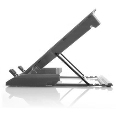 """TX Acnbergduo 11""""/17"""" Uyumlu 14cm Çift Fanlı 2xusb 5 Kademe Yüksek Laptop Soğutucu Notebook Soğutucu"""