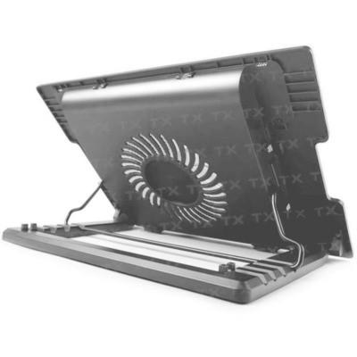 "TX Acnbergst Ergostand 14cm Led Fan'lı 5 Kademe, 2xusb 9""-17"" /stand Notebook Soğutucu"
