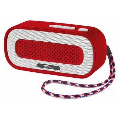 Trust 20318 Tunebox Wireless -Kırmızı Speaker