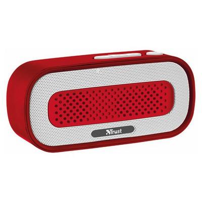 Trust 20318 Tunebox Wireless Speaker-Kırmızı Bluetooth Hoparlör